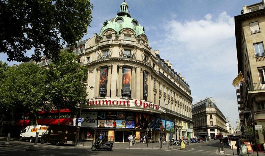 Le 1er février au Gaumont Opéra