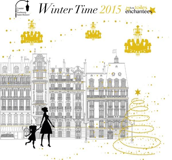 WinterTime 2015 au profit des Toiles Enchantées